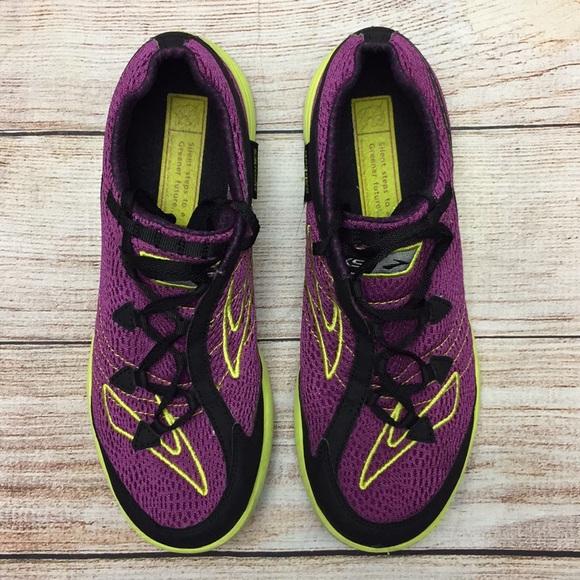 7e28984ae0d4d Brooks Shoes - Brooks Green Silence Purple